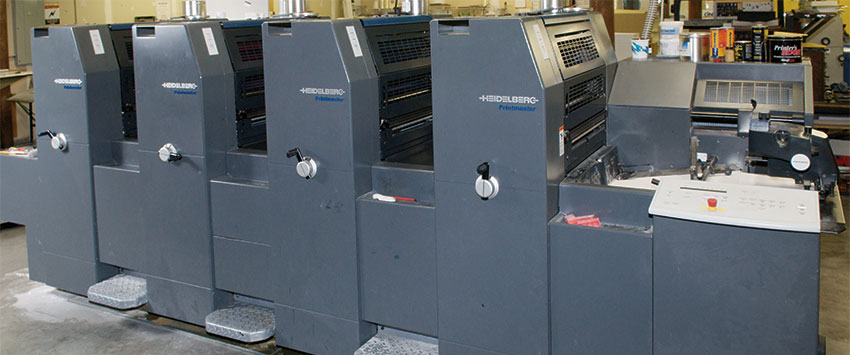 Commercial Printing | Offset Printing | Full Color Printing