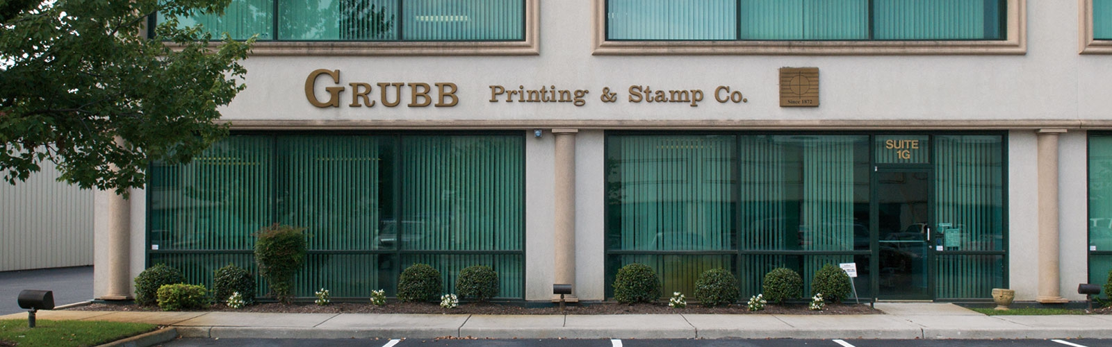 Contact Grubb Printing & Stamp Company
