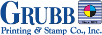 Grubb Printing and Stamp Company, Inc